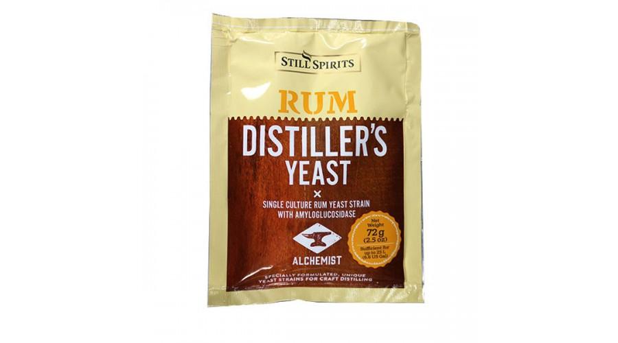 Дрожжи спиртовые Still Spirits Rum, 72 гр