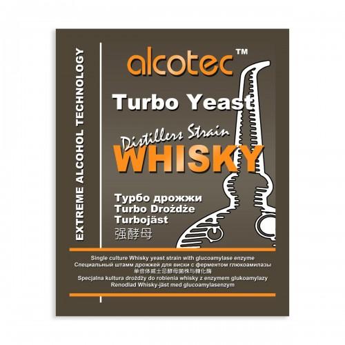 Дрожжи спиртовые Alcotec WHISKY Turbo на 30 литров