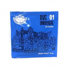 Дрожжи пивные BeerVingem Universal BVG-01, 10 гр