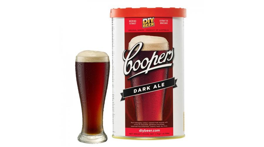 COOPERS Dark Ale 1,7 кг