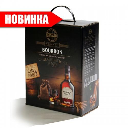 Подарочный набор АМЕРИКАНСКИЙ БУРБОН (BOURBON)