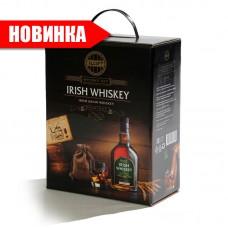 Подарочный набор ИРЛАНДСКИЙ ВИСКИ ЗЕРНОВОЙ (IRISH WHISKEY)