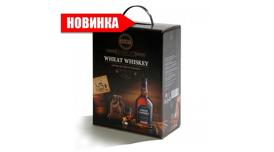 Подарочный набор ПШЕНИЧНЫЙ ВИСКИ (WHEAT WHISKEY)