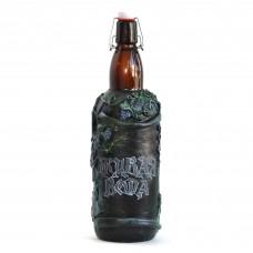 Декоративная бутылка ЖИВАЯ ВОДА