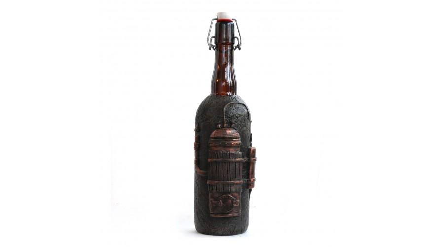 Декоративная бутылка САМОГОННЫЙ АППАРАТ