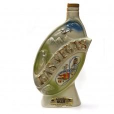 Винтажная бутылка Las Vegas