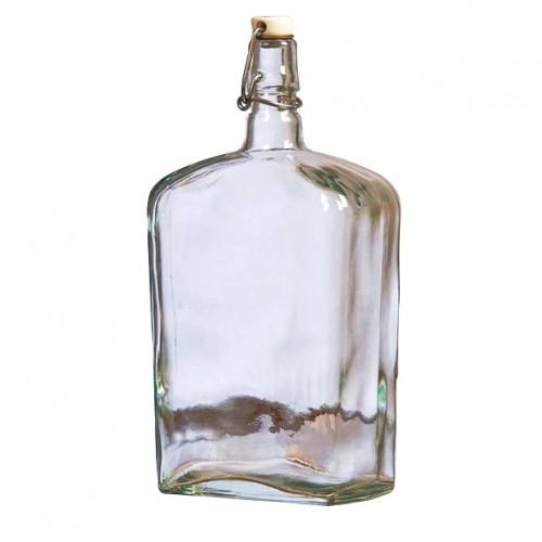"Бутылка стеклянная ""Викинг"" 1750 мл"
