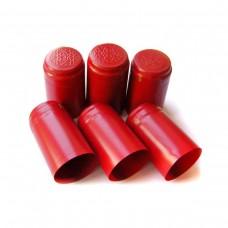 Термоусадочный колпачок красный