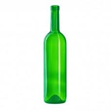 Бутылка 0,75 л. винная