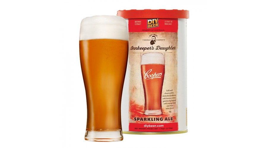 COOPERS Innkeeper's Daugther Sparkling Ale 1,7 кг