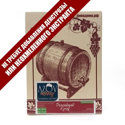 AZOV Brewery Бельгийский Kriek 3,4 кг