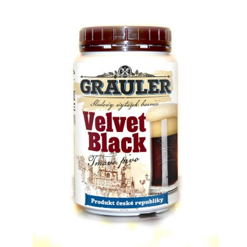 Grauler Velvet Black