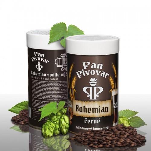 Pan PIVOVAR Bohemian Cerne 1,5 кг