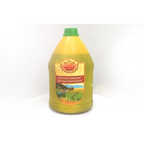 Светлый охмеленный солодовый экстракт BeerVingem 4 кг