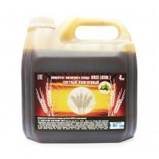 Охмеленный экстракт пшеничного солода светлый 4 кг