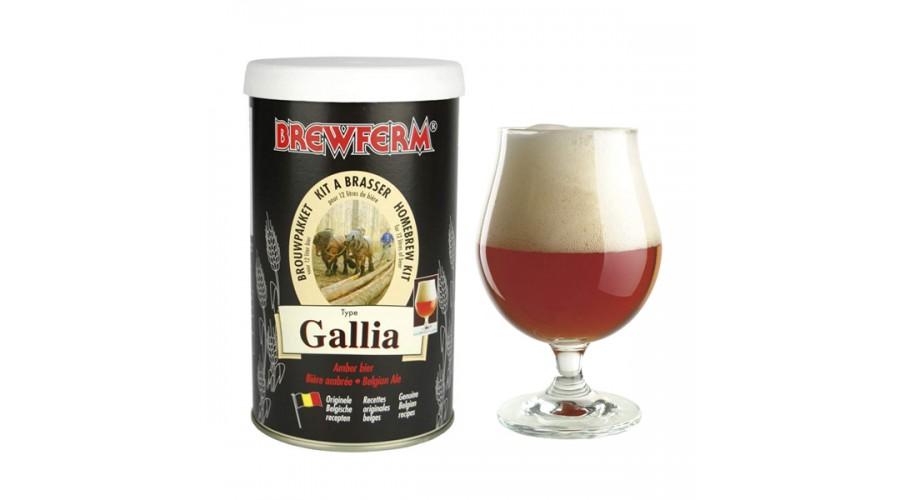 Brewferm Gallia Belgian Ale 1,5 кг