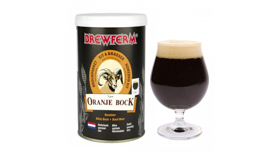Brewferm Orange Bock 1,5 кг