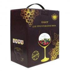 Набор для приготовления вина Лесная Ягода