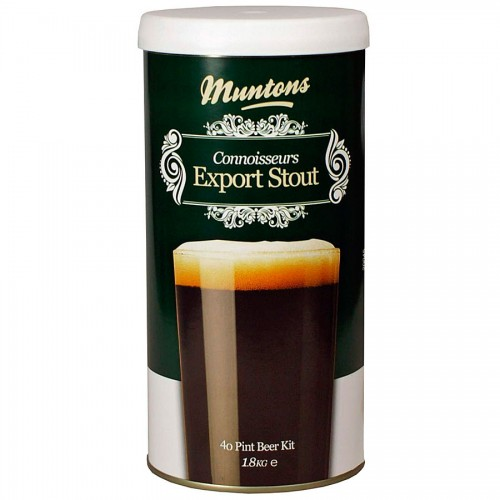 MUNTONS Professional Export Stout 1,8 кг