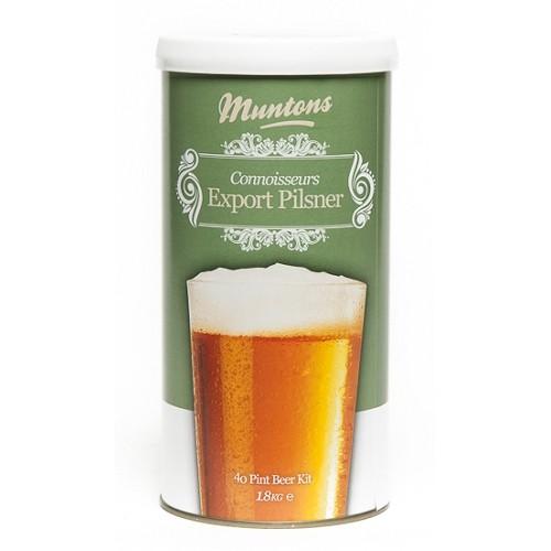 MUNTONS Professional Export Pilsner 1,8 кг