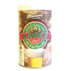 MUNTONS Premium Lager 1,5 кг