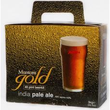 MUNTONS GOLD IPA India Pale Ale 3 кг