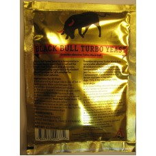 Дрожжи спиртовые Prestige Black Bull Turbo Yeast