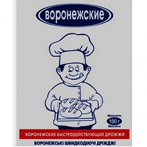 Дрожжи спиртовые Воронежские
