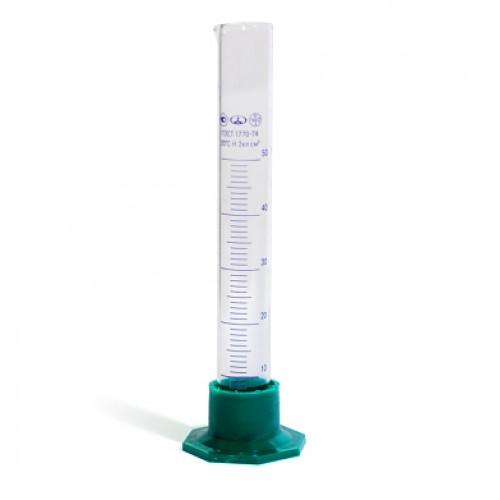 Цилиндр мерный стеклянный 50 мл