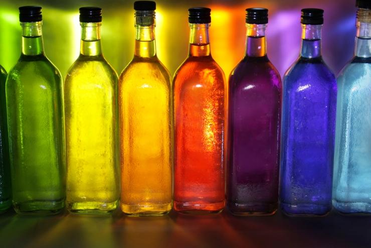 Окраска самогона, чем покрасить самогон в домашних условиях