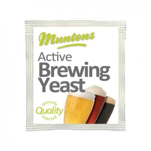 Дрожжи пивные Muntons STANDART Ale Yeast, 6 г