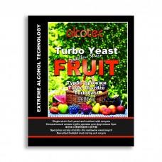 Дрожжи спиртовые Alcotec FRUIT Turbo, 60 гр