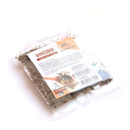 АНИСОВКА, набор трав и специй Домашняя Мануфактура