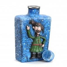 Декоративная бутылка МАЛОВАТО БУДЕТ