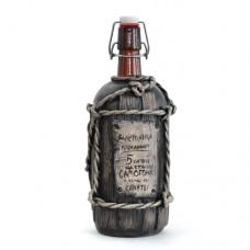 Декоративная бутылка ВАЛЕРЬЯНКА УСПОКАИВАЕТ