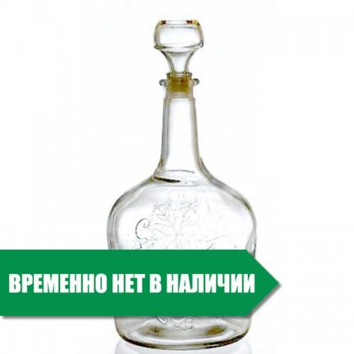 """Бутылка стеклянная """"Фуфырь"""" 3 л."""