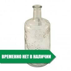 """Бутылка стеклянная """"Ностальгия"""" 3 л."""