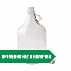 "Бутылка стеклянная ""Сулия"" 5 л."