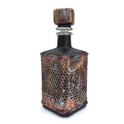 Декоративная бутылка ЧЕШУЯ ДРАКОНА