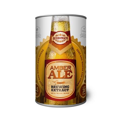 BEERVINGEM Amber ale 1,5 кг