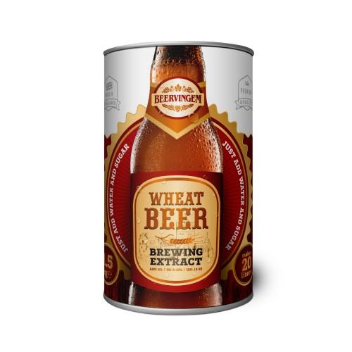 BEERVINGEM Wheat beer 1,5 кг