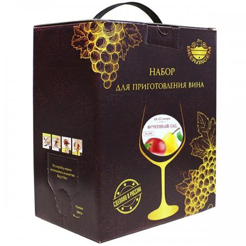 Набор для приготовления вина Beervingem Фруктовый Сад
