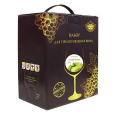 Набор для приготовления вина Beervingem Сочное Яблоко