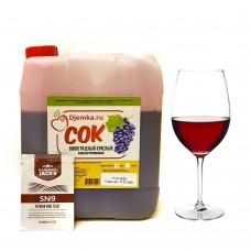 Набор RED WINE MINI для приготовления 23 литров красного вина