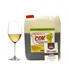 Набор WHITE WINE MINI для приготовления 23 литров белого вина