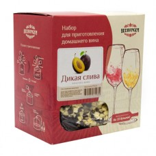 Набор для приготовления вина Beervingem Дикая Слива