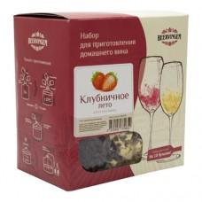 Набор для приготовления вина Beervingem Клубничное Лето