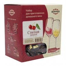 Набор для приготовления вина Beervingem Спелая Вишня